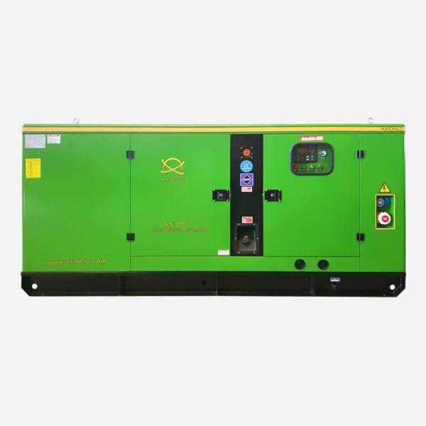 Grupo electrógeno AX-100